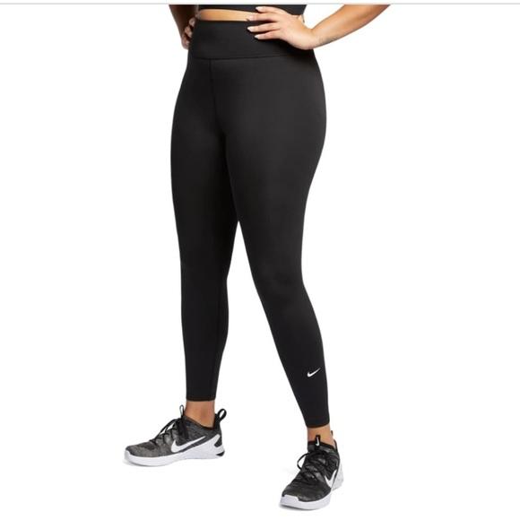 Nike Pants Jumpsuits One Plus Size Leggings Poshmark